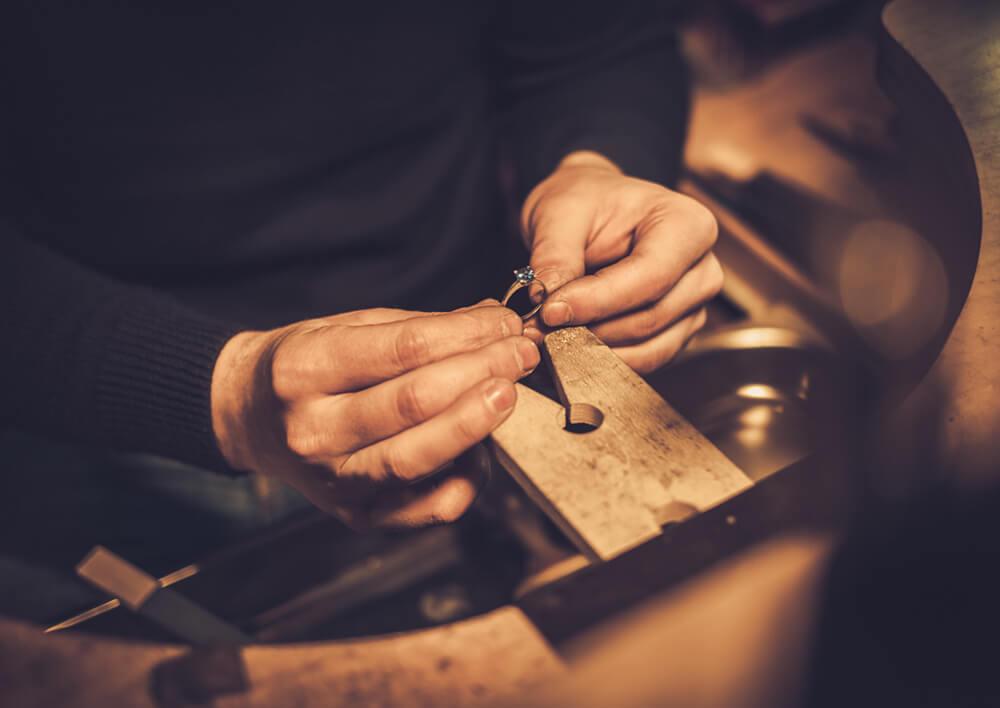手作りの指輪は壊れやすいって本当ですか?嘘です。
