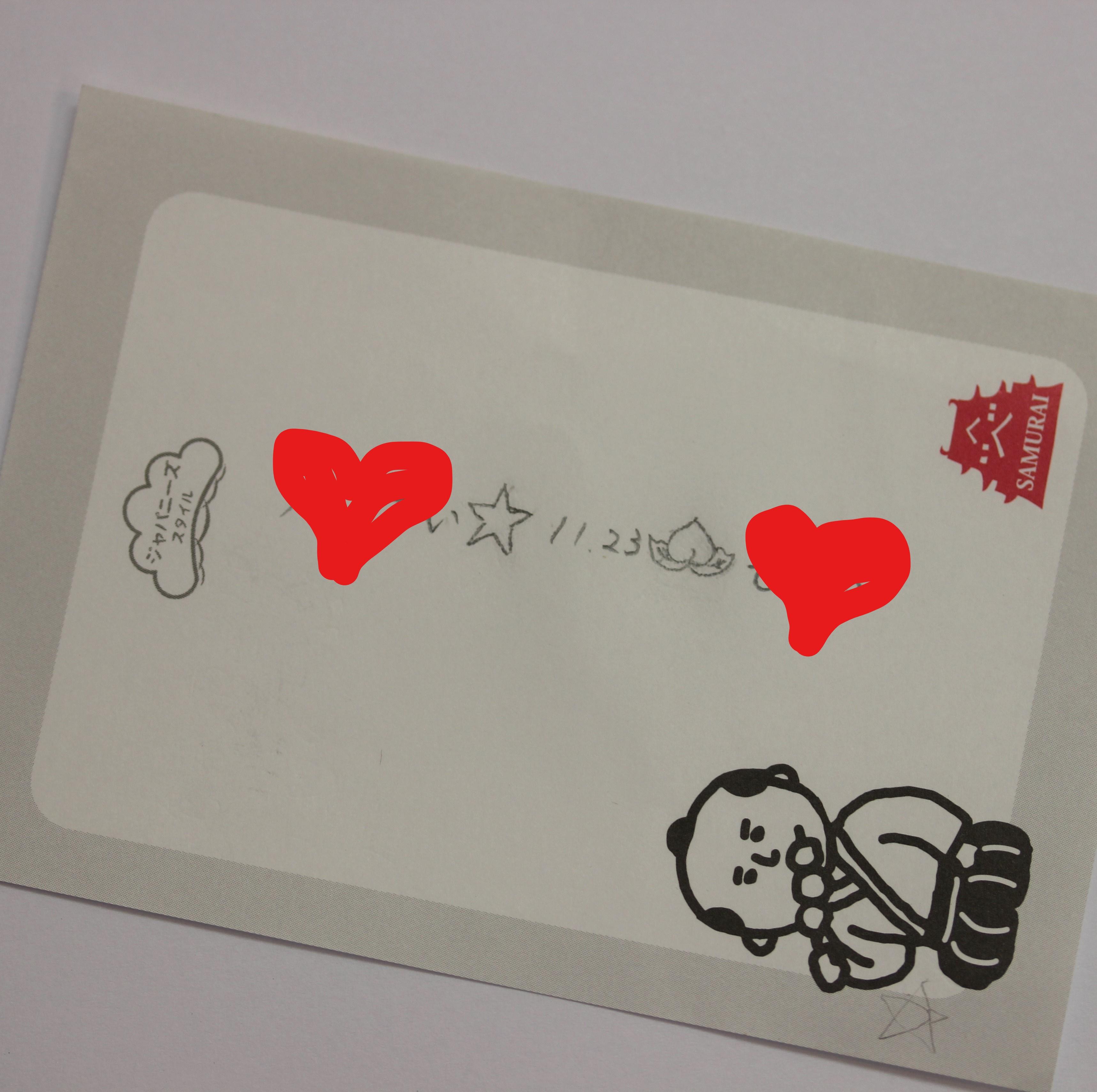 制作風景・・手書きの刻印と誕生石をいれます!